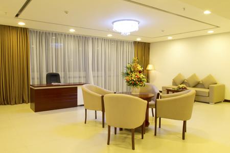 Phòng Suite khách sạn Sông Hàn Đà Nẵng