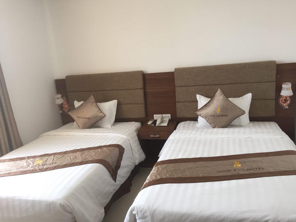 Phòng Superior Twin khách sạn Ngọc Lan Đà Nẵng