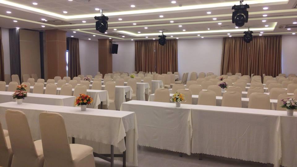 Phòng hội nghị khách sạn Ngọc Lan Đà Nẵng