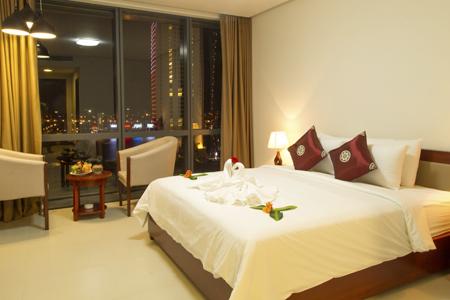 Phòng Deluxe khách sạn Sông Hàn Đà Nẵng