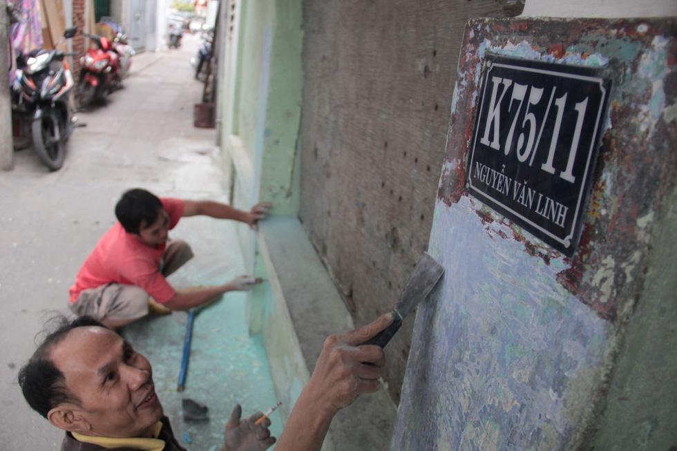 Làng bích họa Đà Nẵng - dự án mang nhiều ý nghĩa
