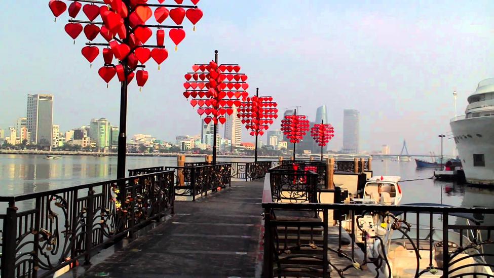Cầu Tình Yêu - Du lịch Đà Nẵng