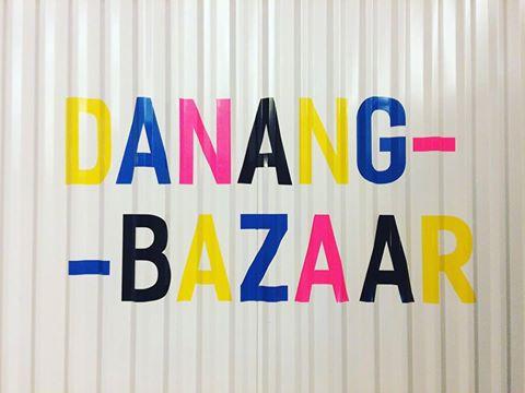 Photocorner siêu hot của Danang Bazaar phiên này biến hình theo chủ đề summer colors