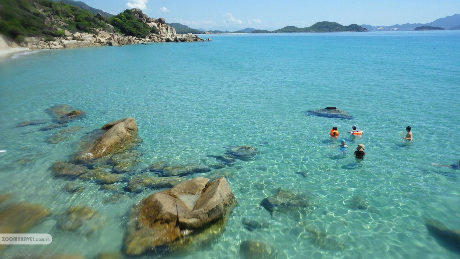 Đảo Bình Hưng - vẻ đẹp của thiên nhiên hoang sơ