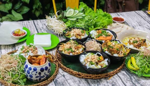 Mỳ Quảng - Ẩm Thực Đà Nẵng