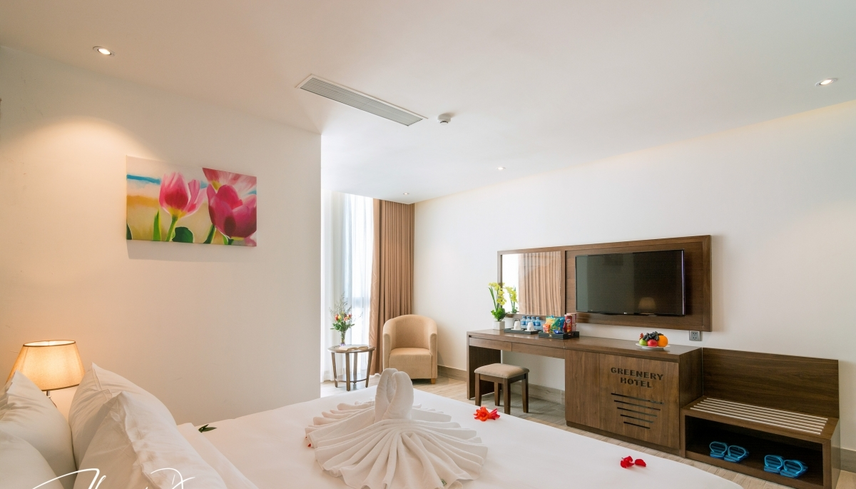 Phòng Greenery Suite Double