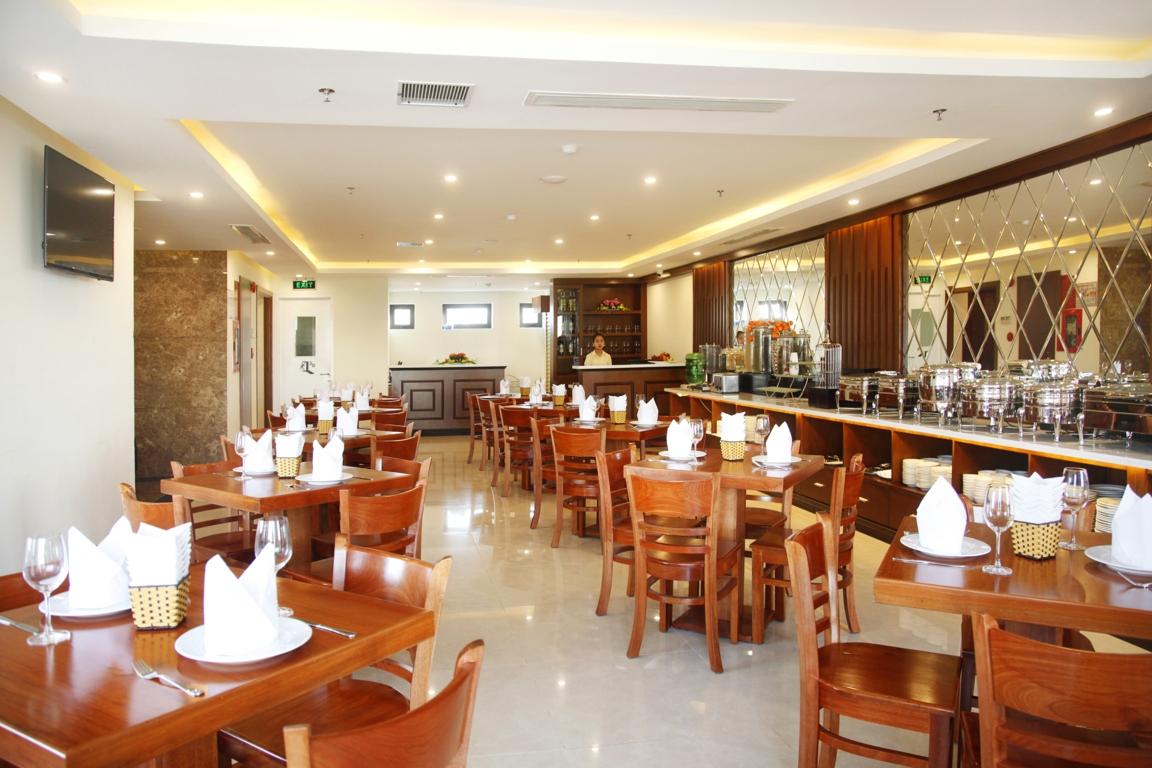 Nhà hàng khách sạn Hùng Anh