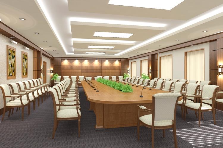 Phòng hội nghị khách sạn Hùng Anh