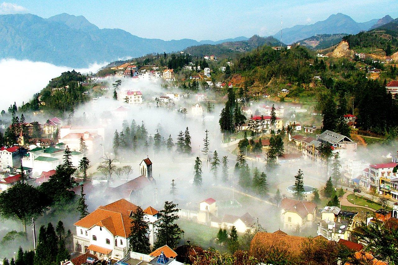 Sapa - Thành phố trong sương