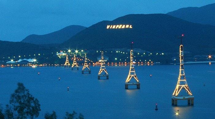 Hành trình cáp treo vượt biển dài nhất Thế  giới – 3320m sẽ đưa du khách vượt qua vịnh Nha Trang