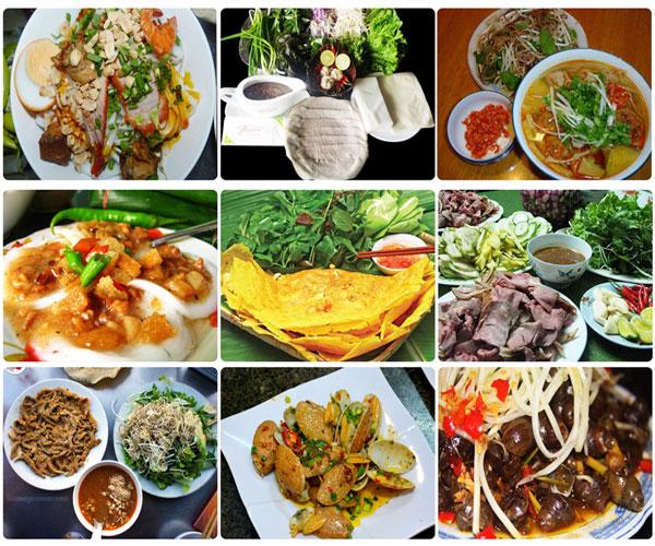 Khám phá ẩm thực nổi tiếng ở Đà Nẵng - Du lịch Đà Nẵng
